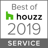E&S Builders in Scottsdale, AZ Best of 2019 Service Award